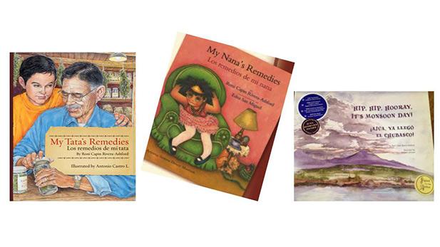 Roni Ashford book covers