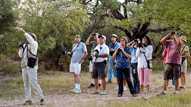 Birders Field Trip