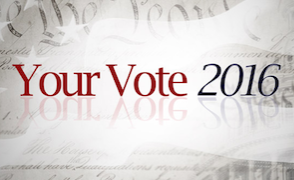 Your Vote 2016 logo focus large