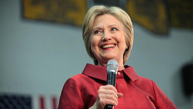 Hillary Clinton Carl Hayden HS PHX spot
