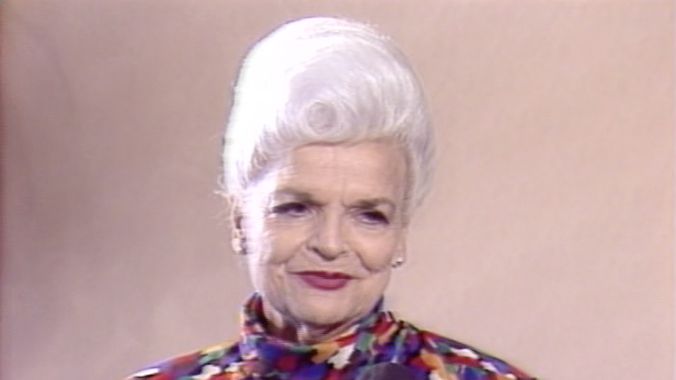 Former Arizona Gov. Rose Mofford.