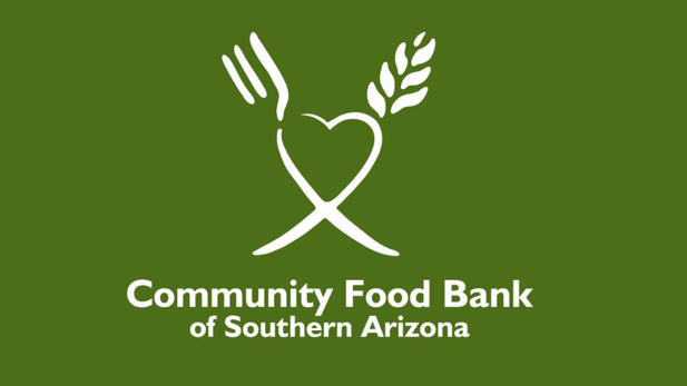 The logo for the Community Food Bank of Southern Arizona
