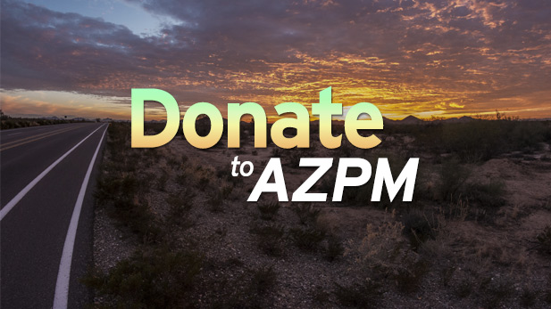 Donate to AZPM