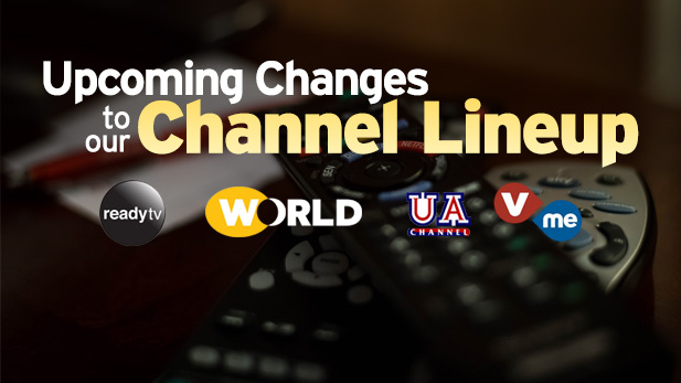 AZPM is changing its channel lineup beginning Oct. 11, 2016