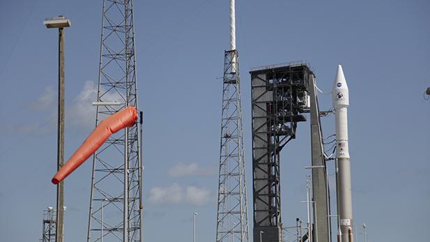 OSIRIS Rocket assemblage spot