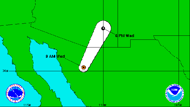Newton could bring flooding to southern Navajo, Apache counties