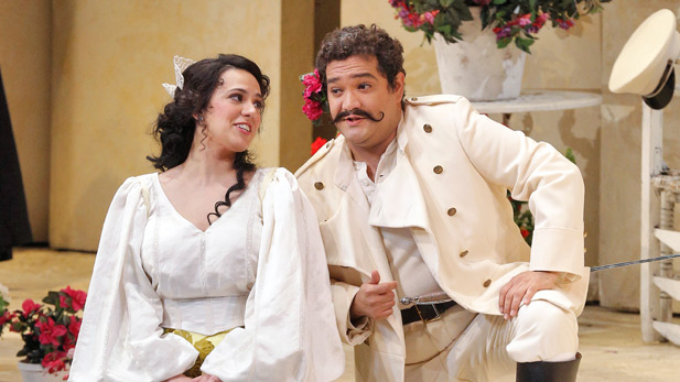 "San Francisco Opera presents Rossini's ""Barber of Seville"""