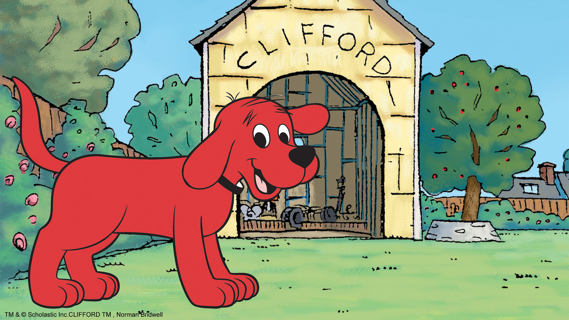 Clifford PBS Kids