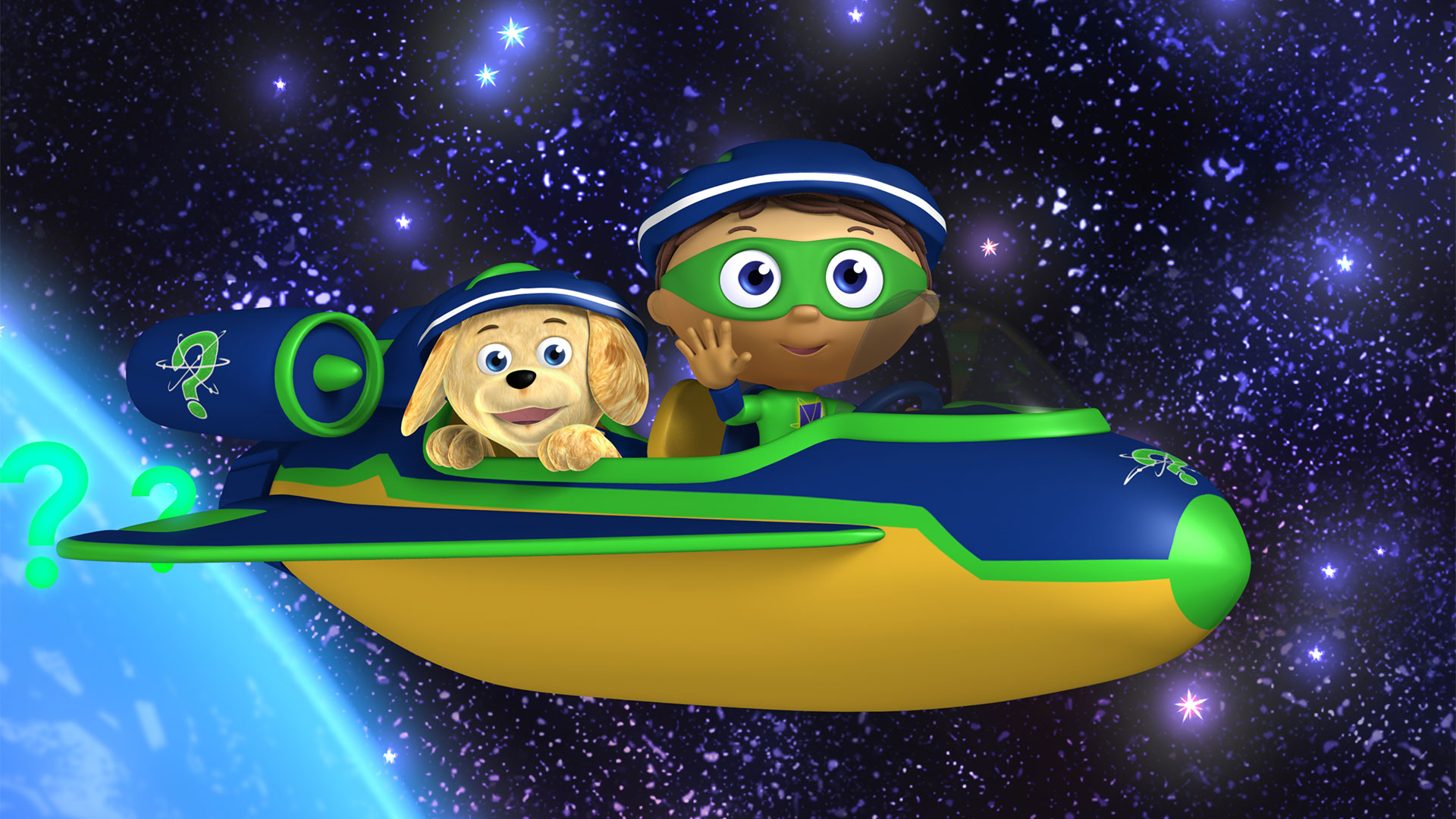 SuperWhy PBS Kids hero