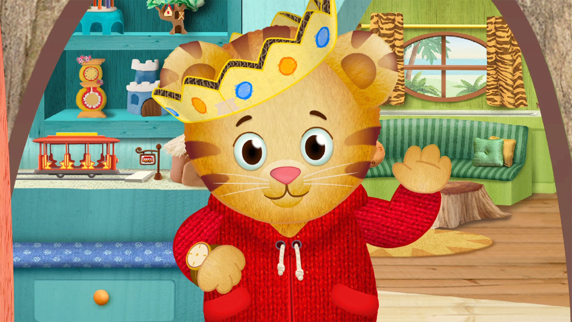 Daniel Tiger PBS Kids