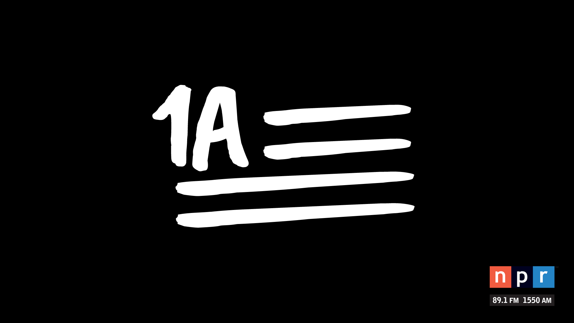 1A is a new radio show for a changing America.