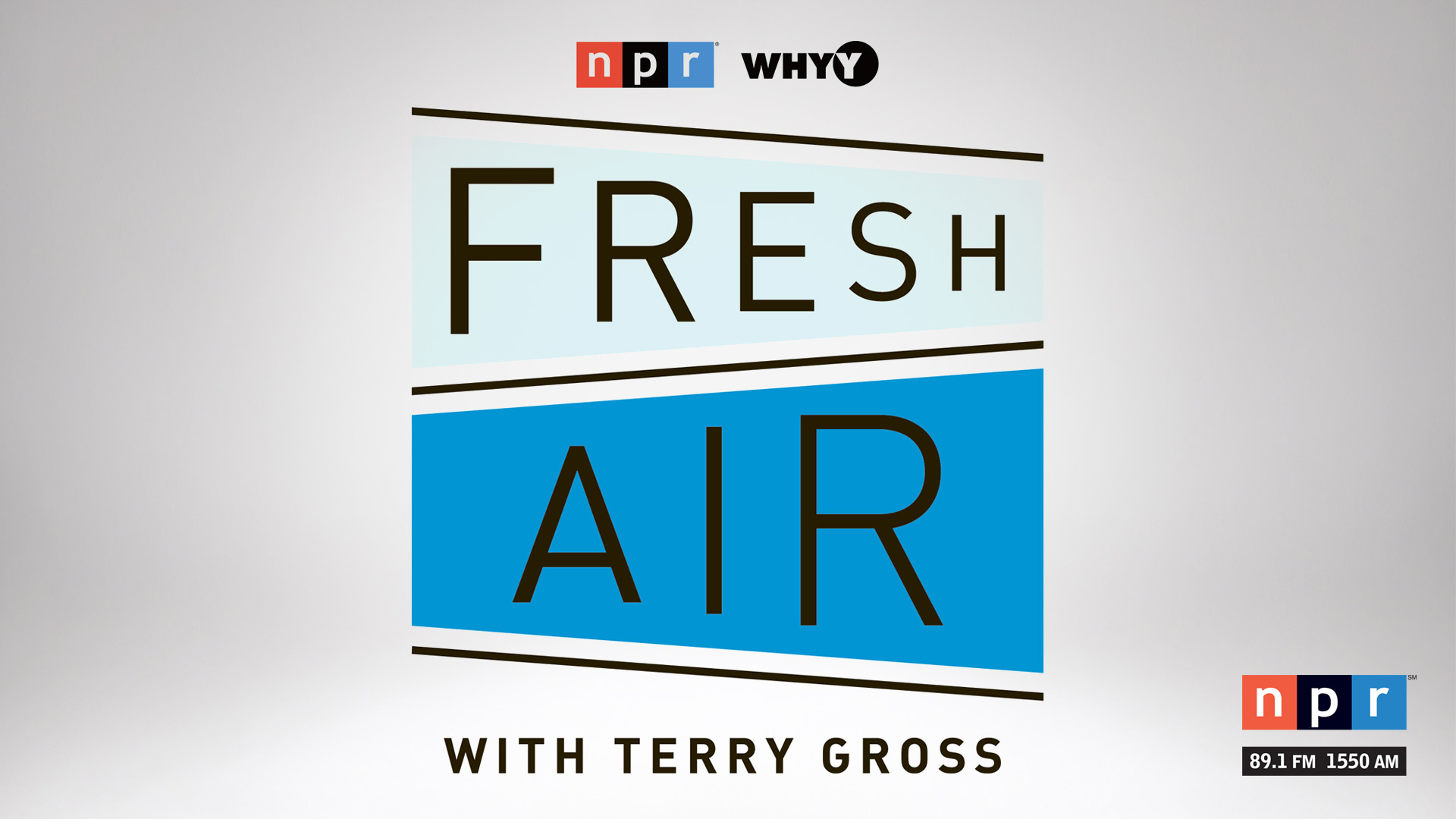Fresh Air airs each weekday on NPR 89.1.