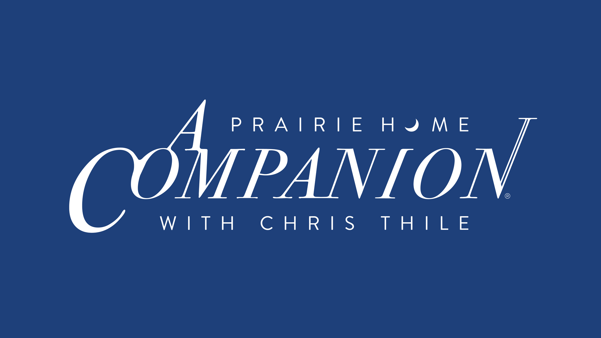 A Prairie Home Companion airs Saturdays on NPR 89.1.