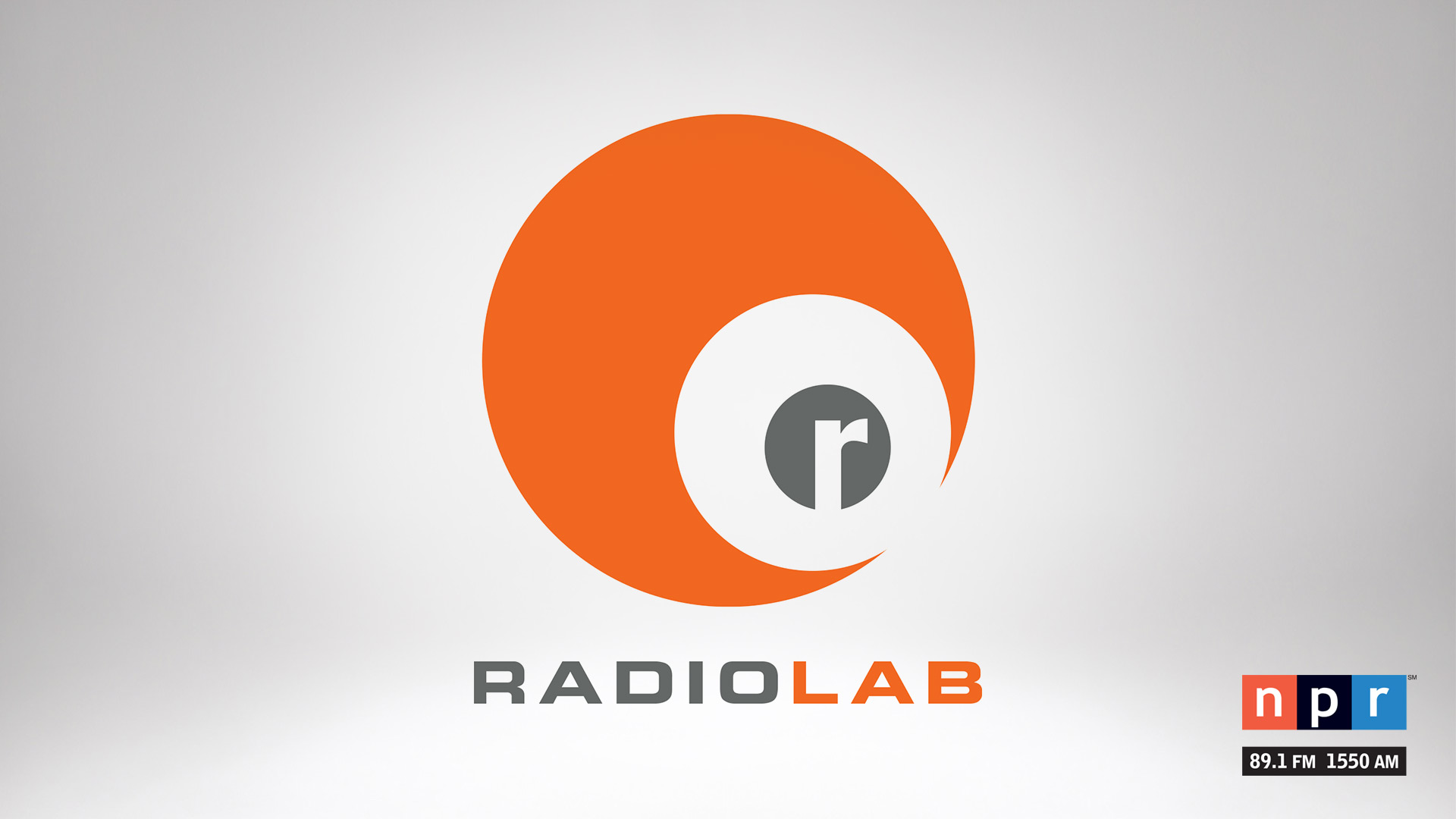 Radio Lab logo hero