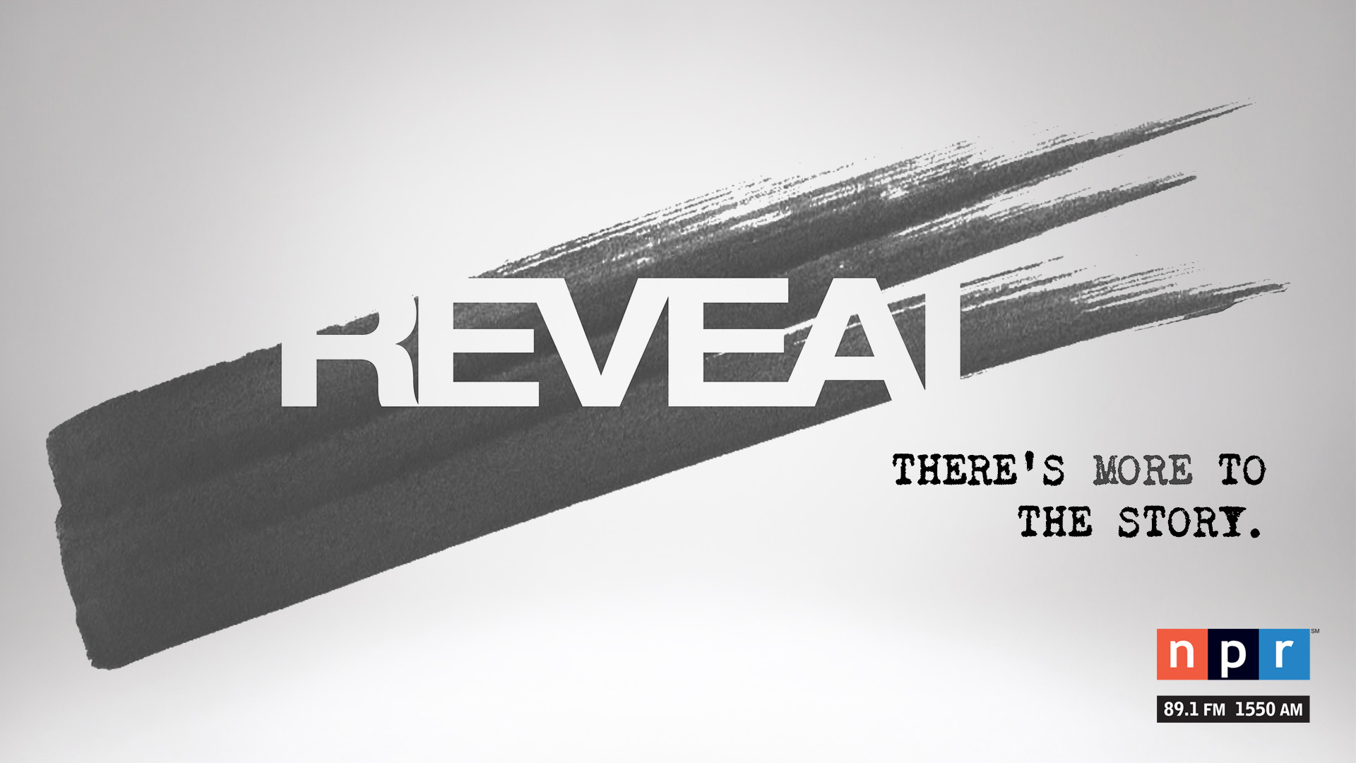 Reveal airs Sundays on NPR 89.1.