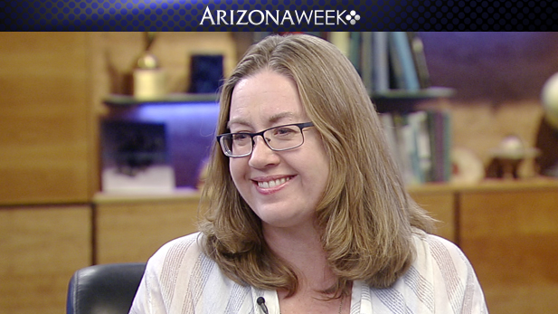 University of Arizona professor Kate Kenski, on Arizona Week, Jan. 20, 2017.