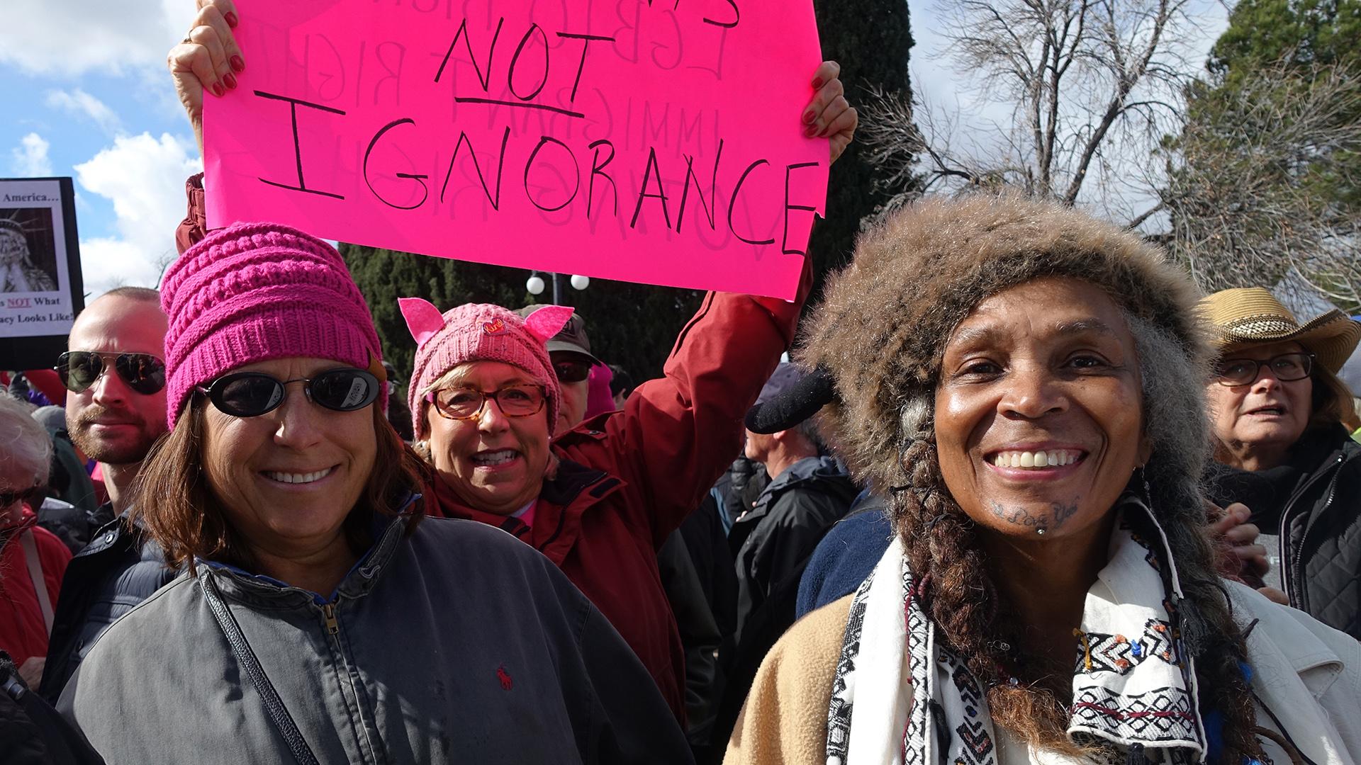 women's march 10