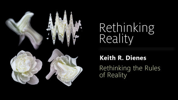 Rethinking the Rules of Reality, part of the UA College of Science 2017 lecture series.