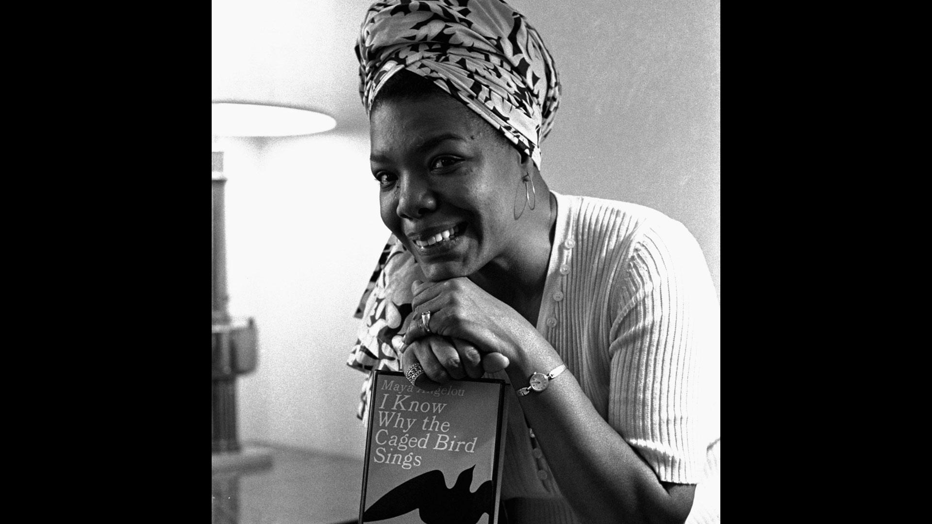 Maya Angelou BHM