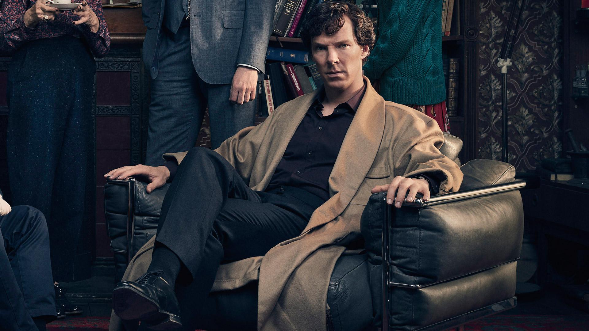 Sherlock (BENEDICT CUMBERBATCH)