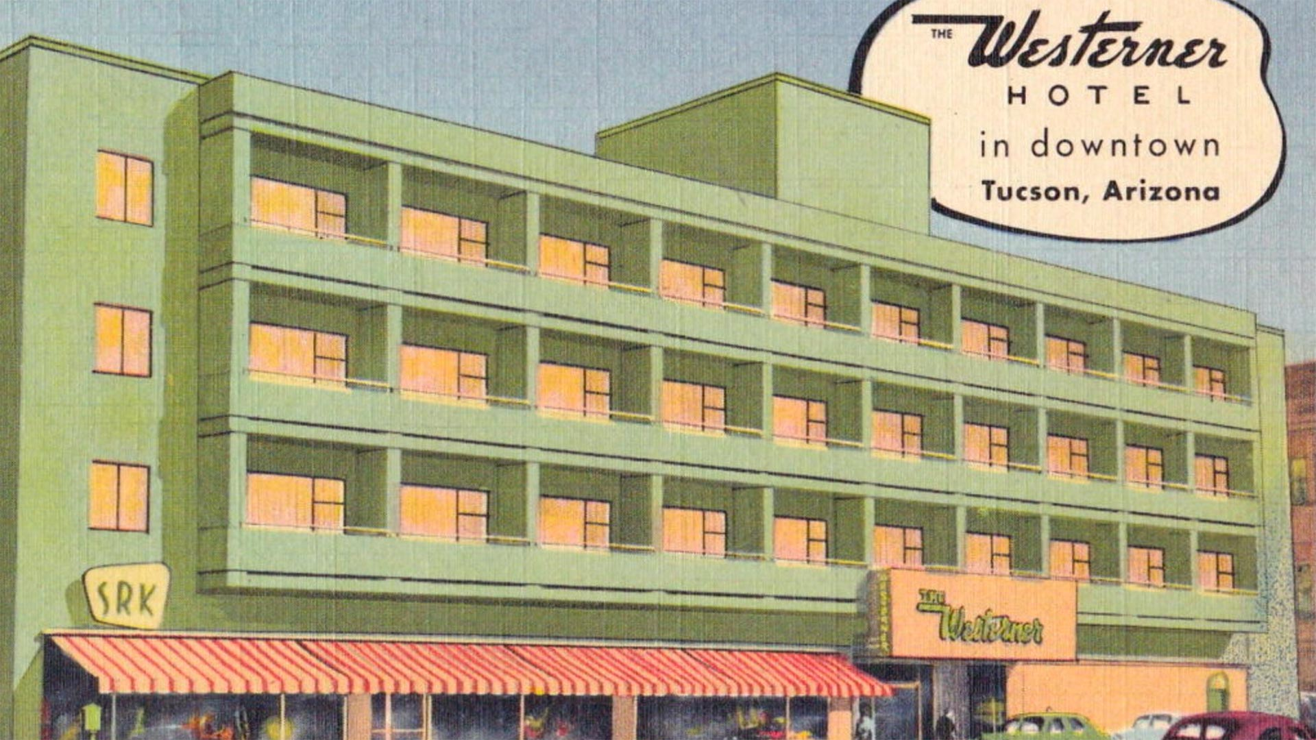 Tucson Modernism Week 2017 takes place Saturday, Oct. 7 through Sunday Oct. 15.