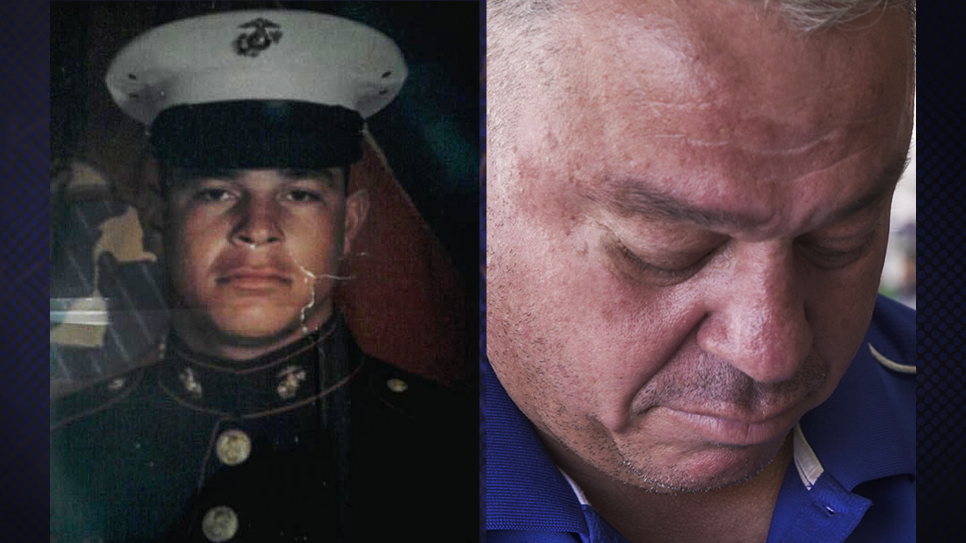 Joel Rincon served in the Marine Corps and was honorably discharged.