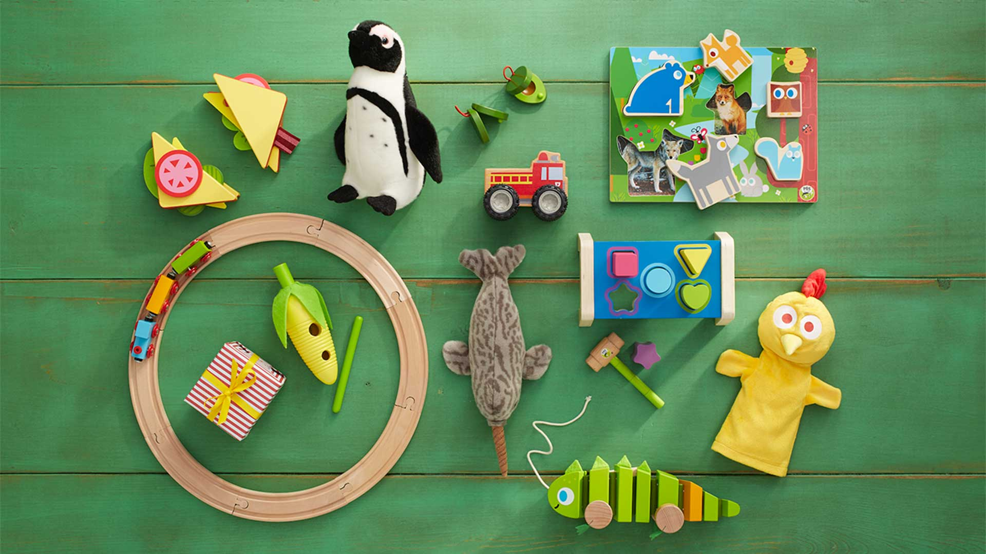 PBS KIDS and EverEarth have partnered together to create a line of toys that are designed to inspire creativity.