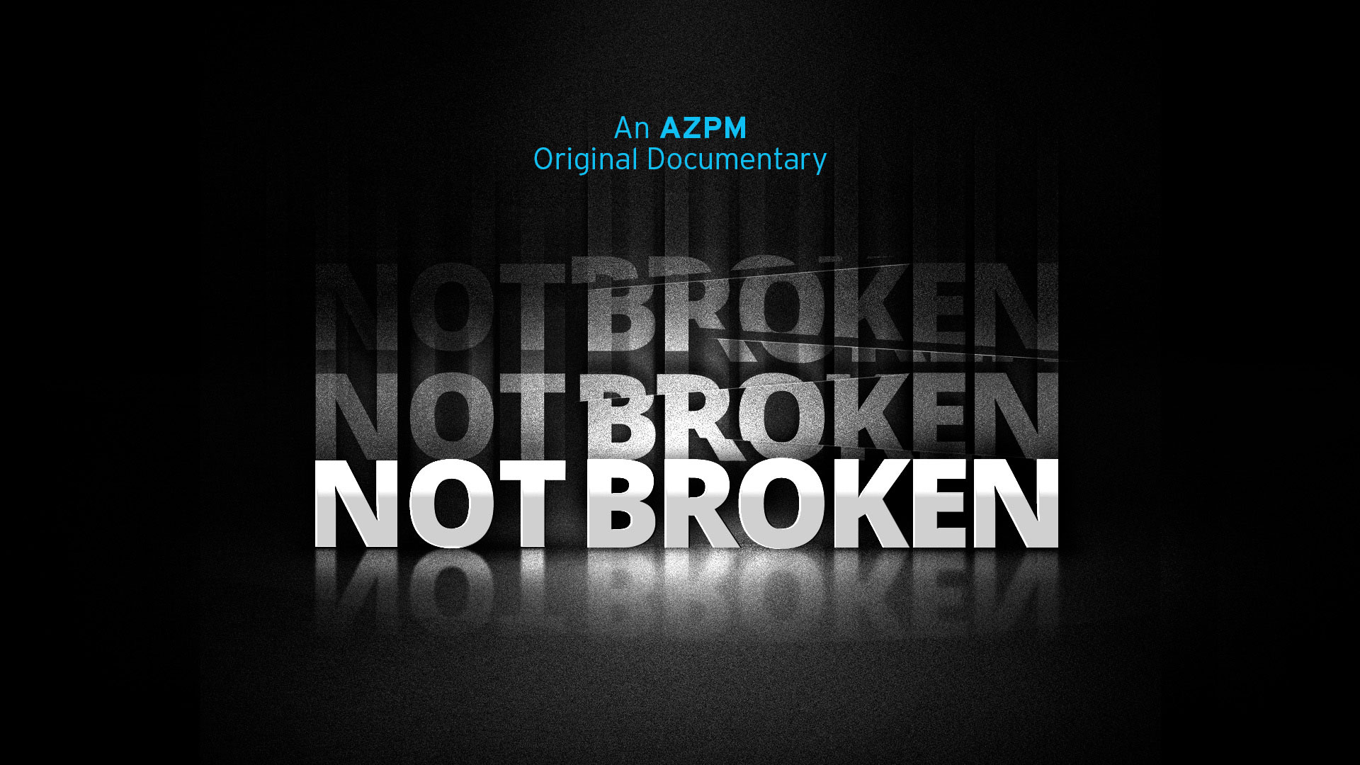 'Not Broken' premieres on October 30 at 9:00pm on PBS 6.