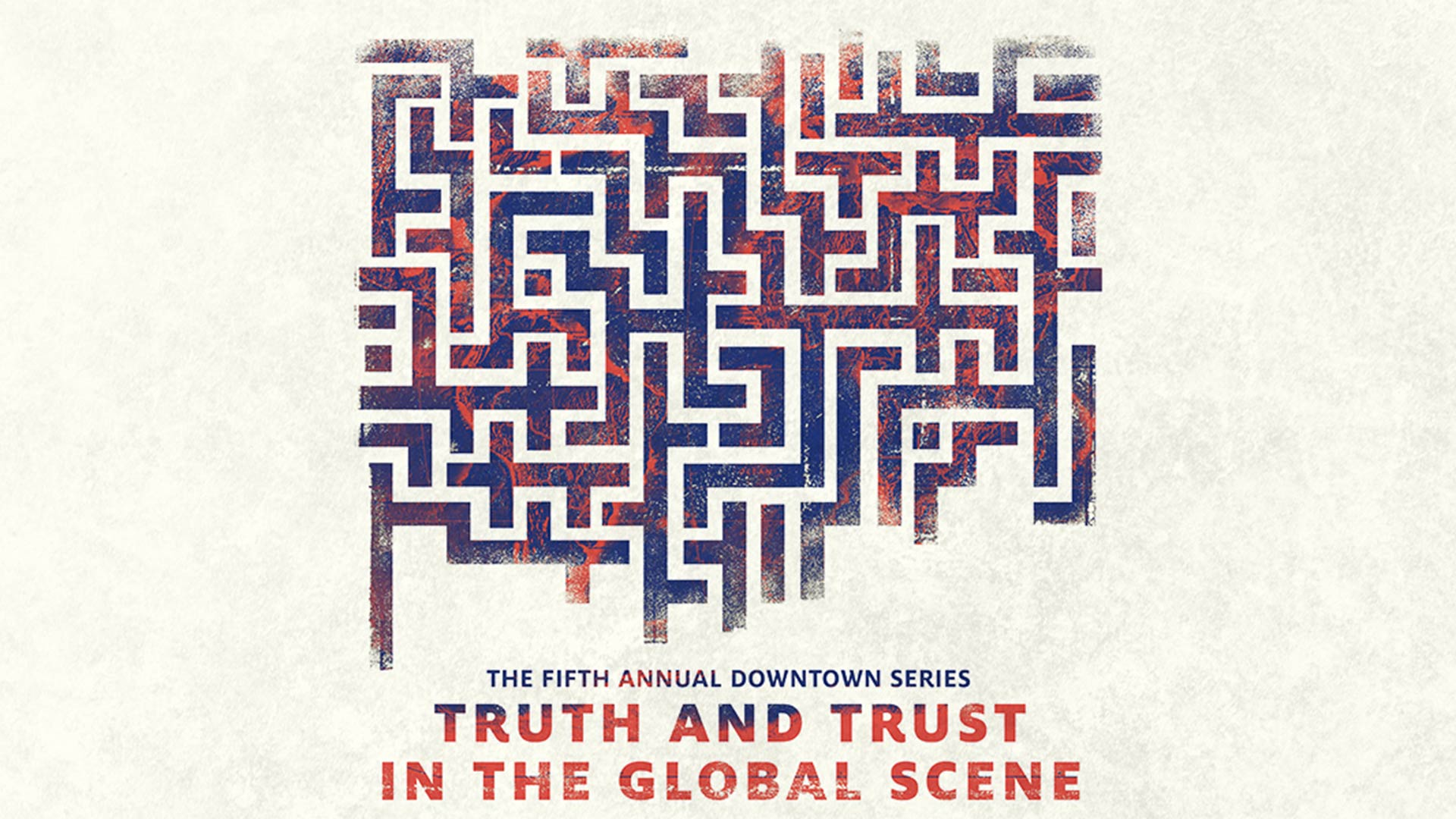 5th Annual Downtown Lecture Series presented by the UA College of Social & Behavioral Science