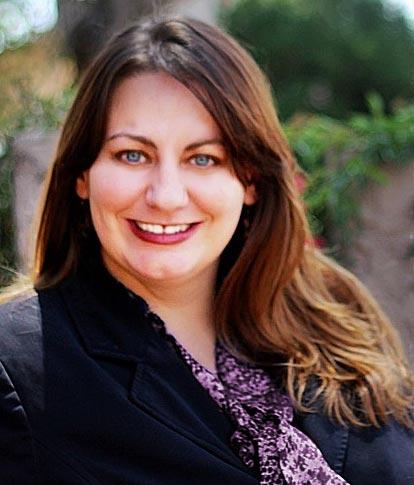 Stephanie Corcoran portrait