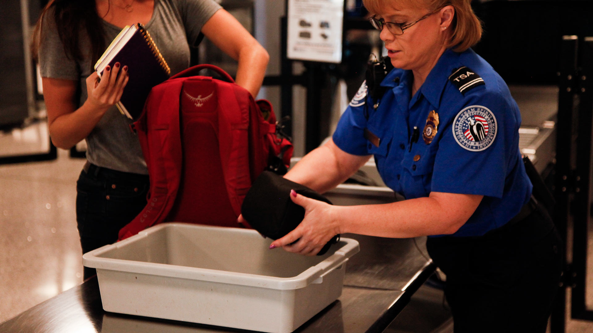 Tucson International Airport implemented tighter rules for carry-on items in Oct. 24, 2017.
