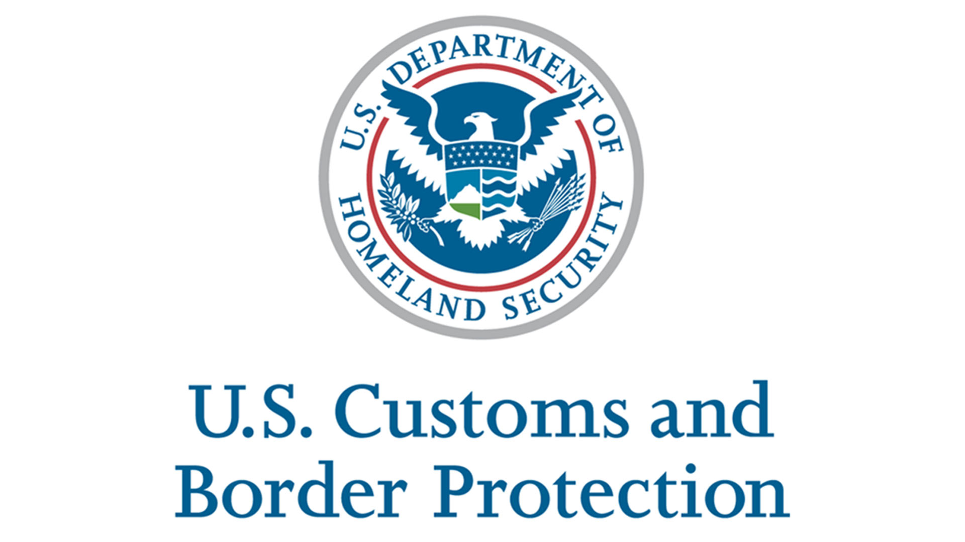 The seal of U.S. Customs and Border Protection.