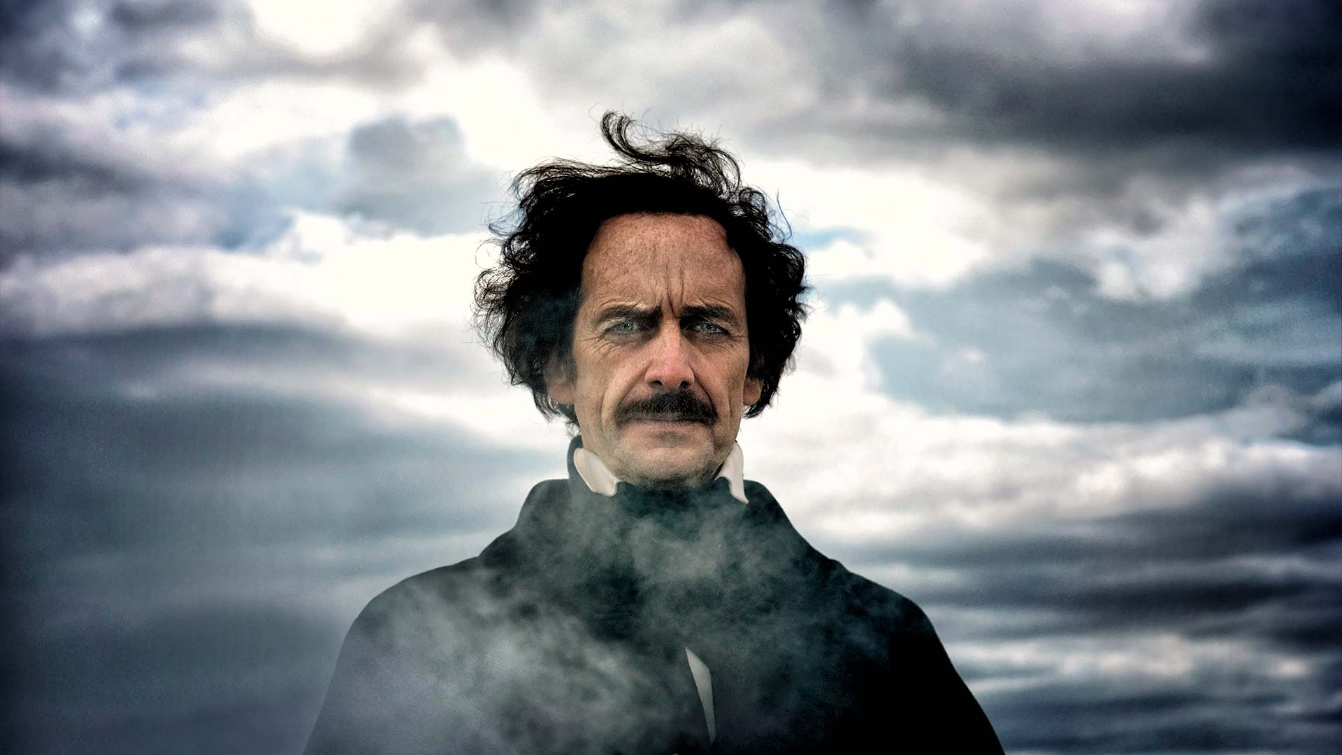 """Tony Award-winning and Emmy-nominated actor Denis O'Hare stars as Edgar Allan Poe in """"American Masters -- Edgar Allan Poe: Buried Alive."""""""