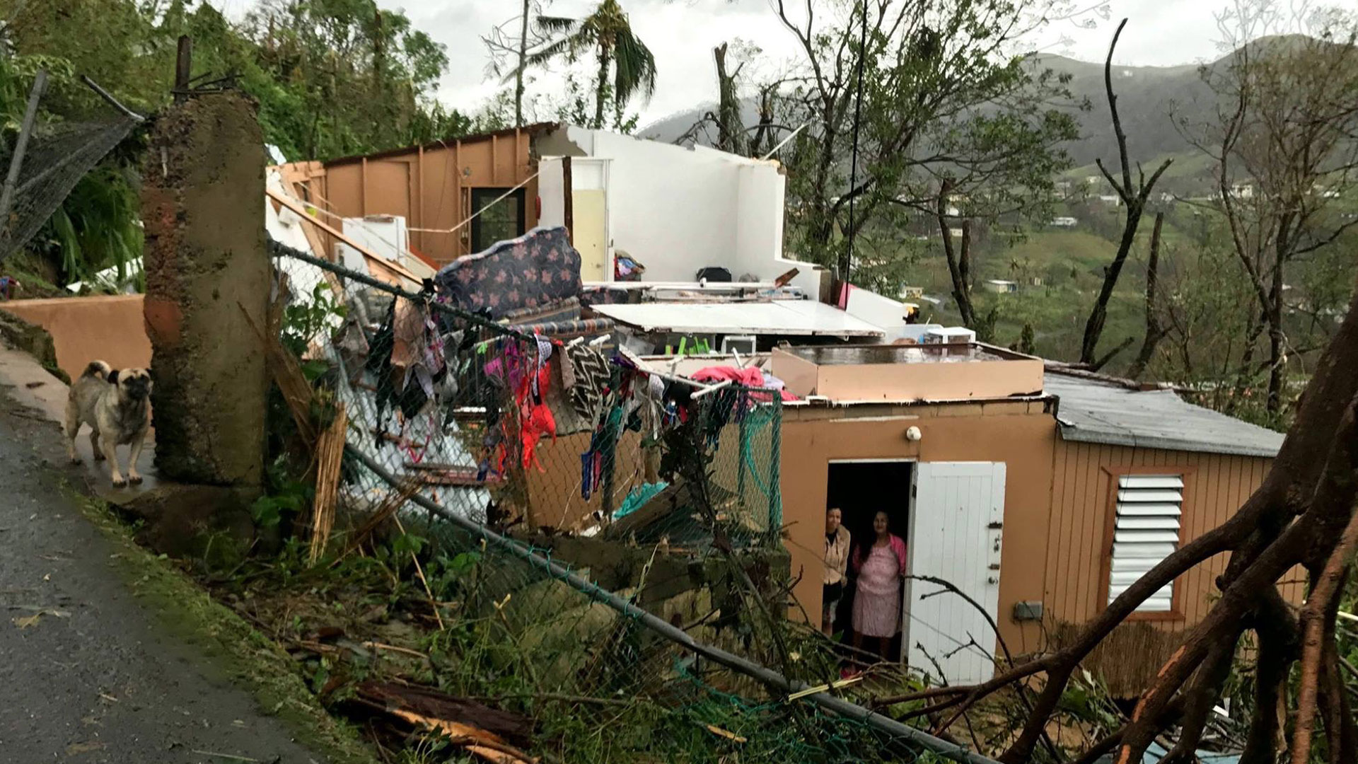 Hurricane Maria House