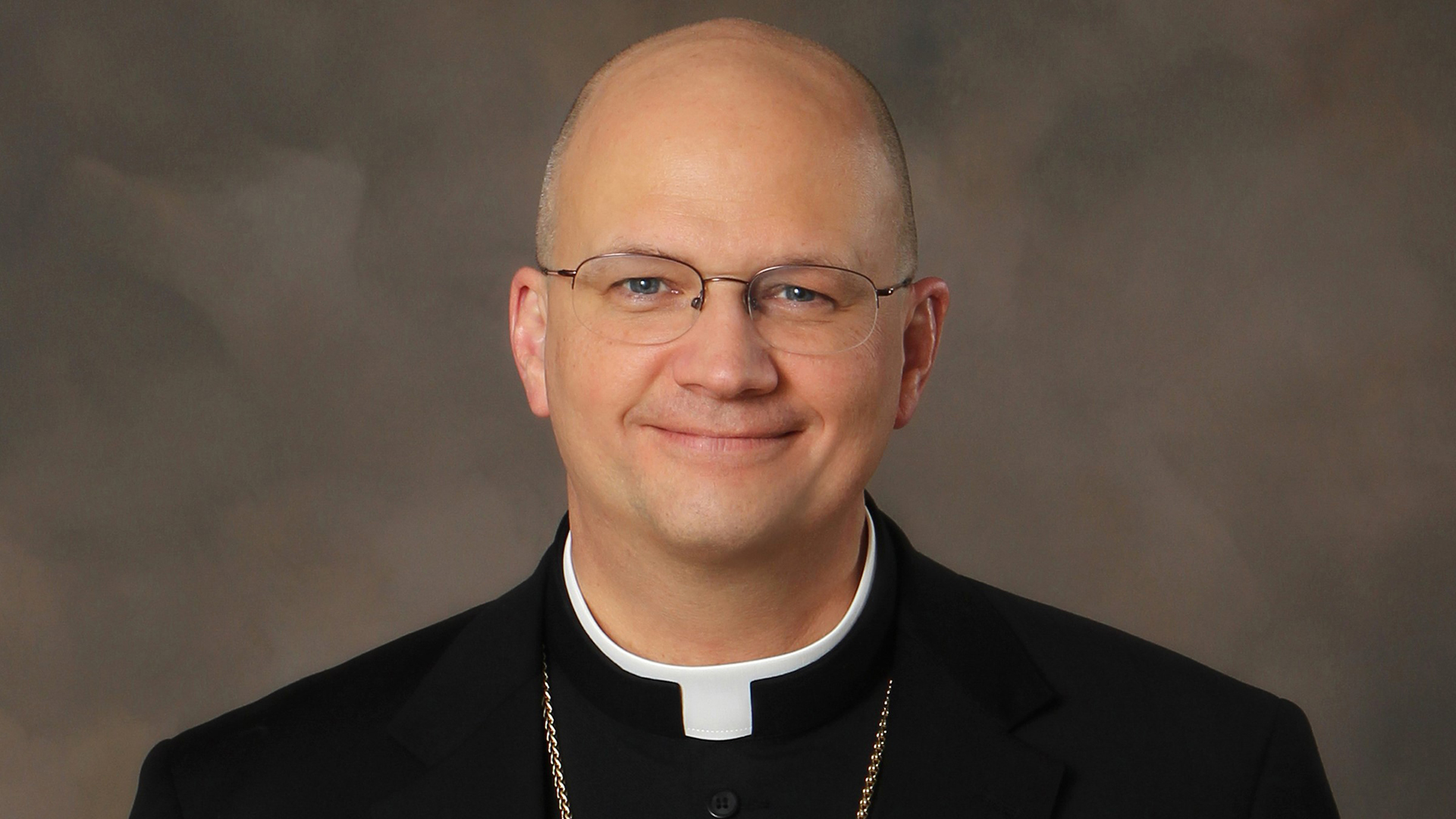 Bishop of the Diocese of Tucson Edward Joseph Weisenburger.