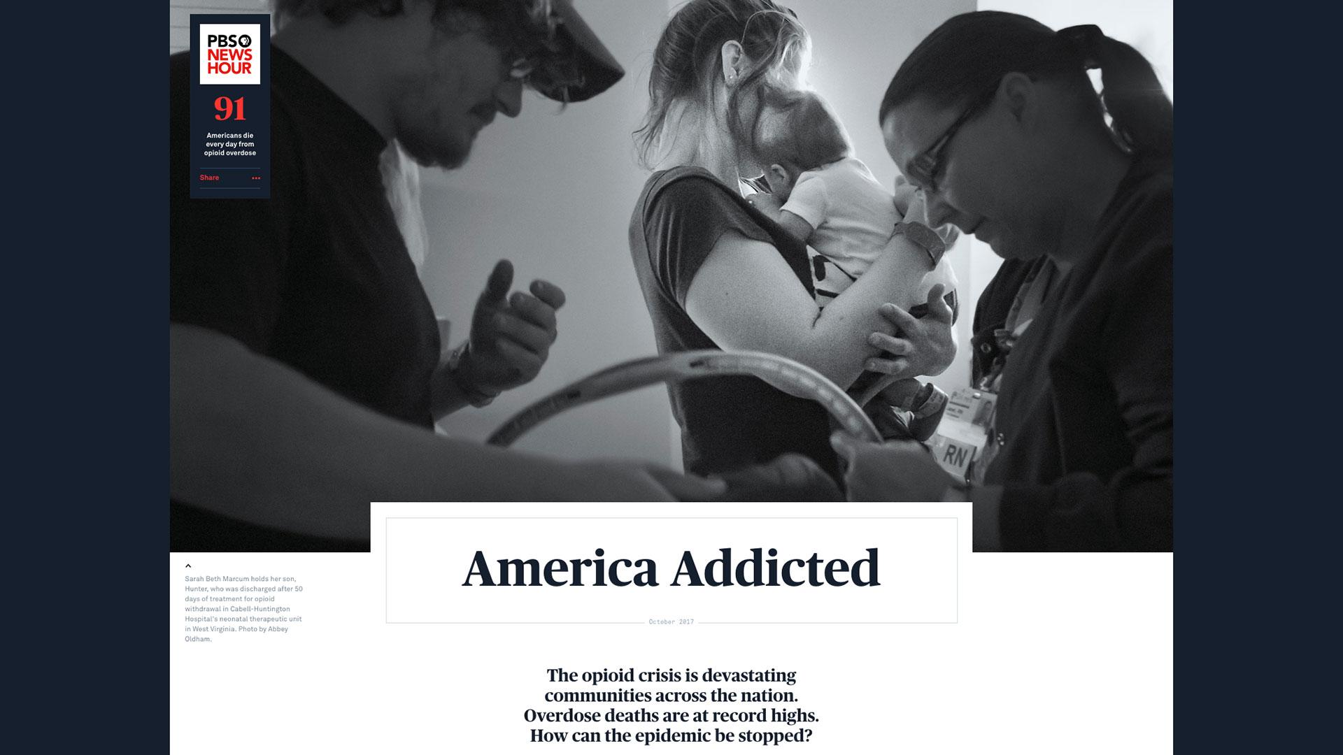 America Addicted on PBS.org