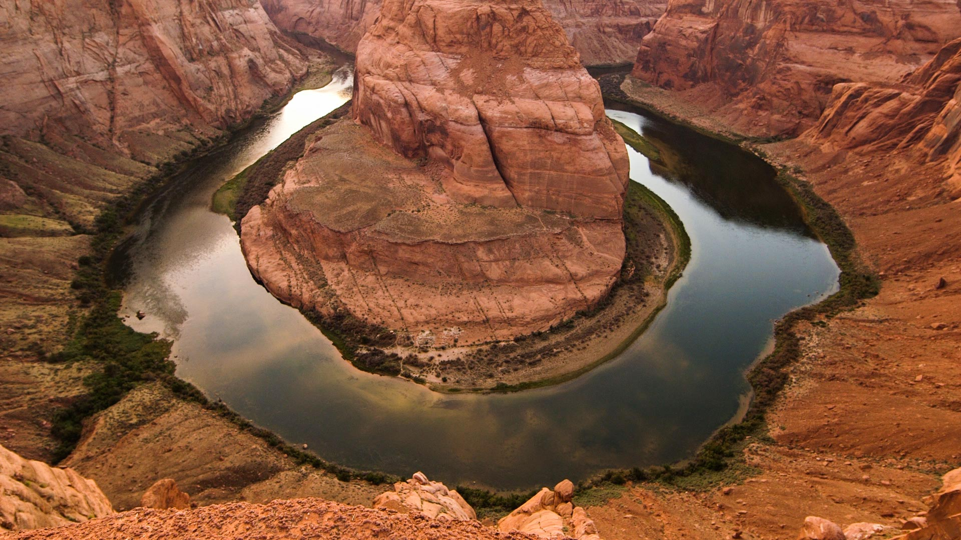 Horseshoe bend hero