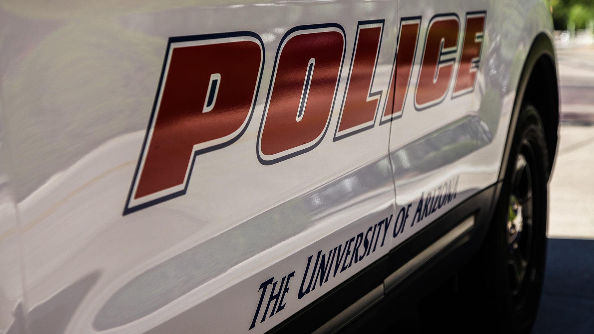 UA Police hero