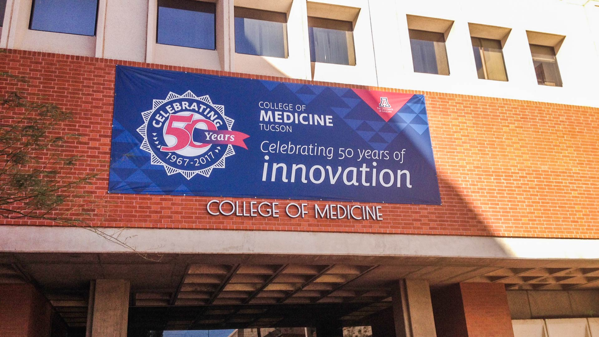 University of Arizona College of Medicine.