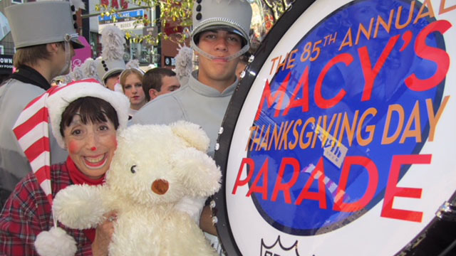 susan claassen macys parade spotlight