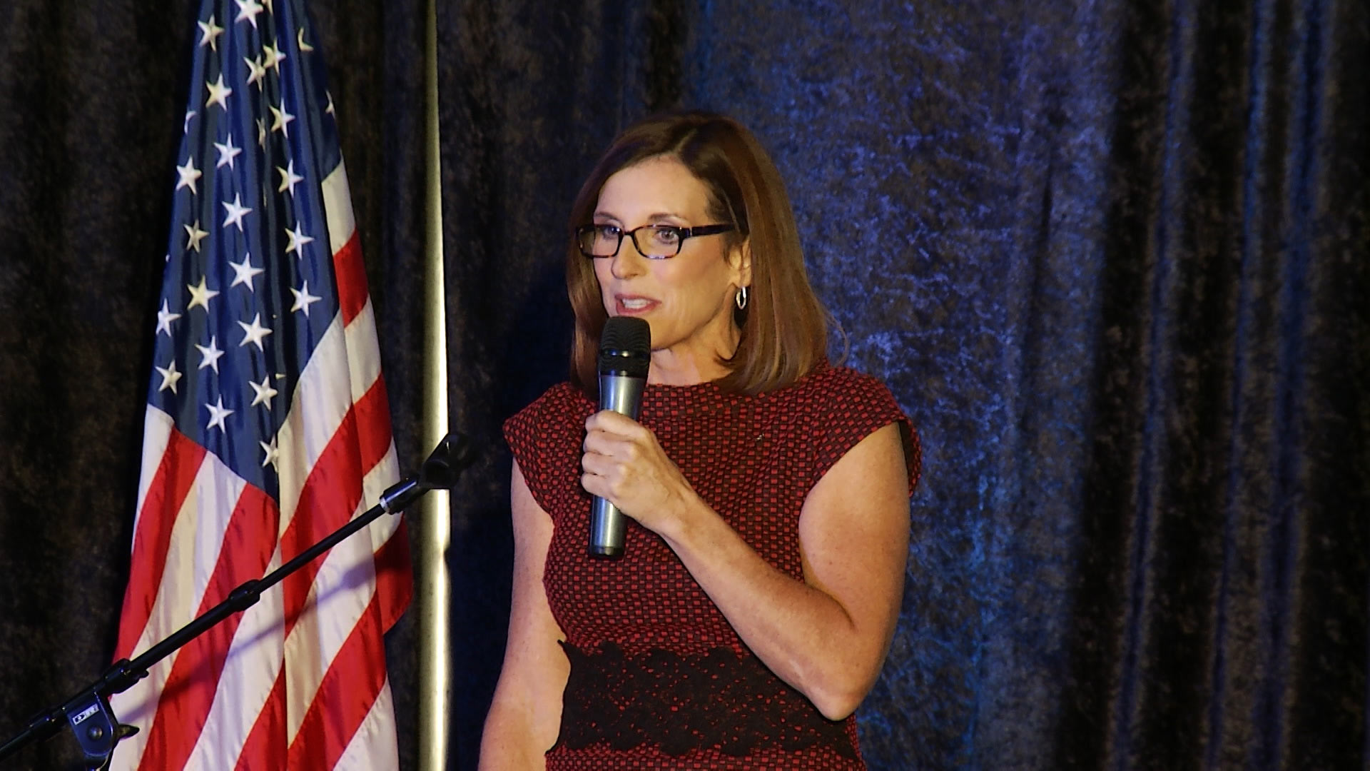 U.S. Rep. Martha McSally.