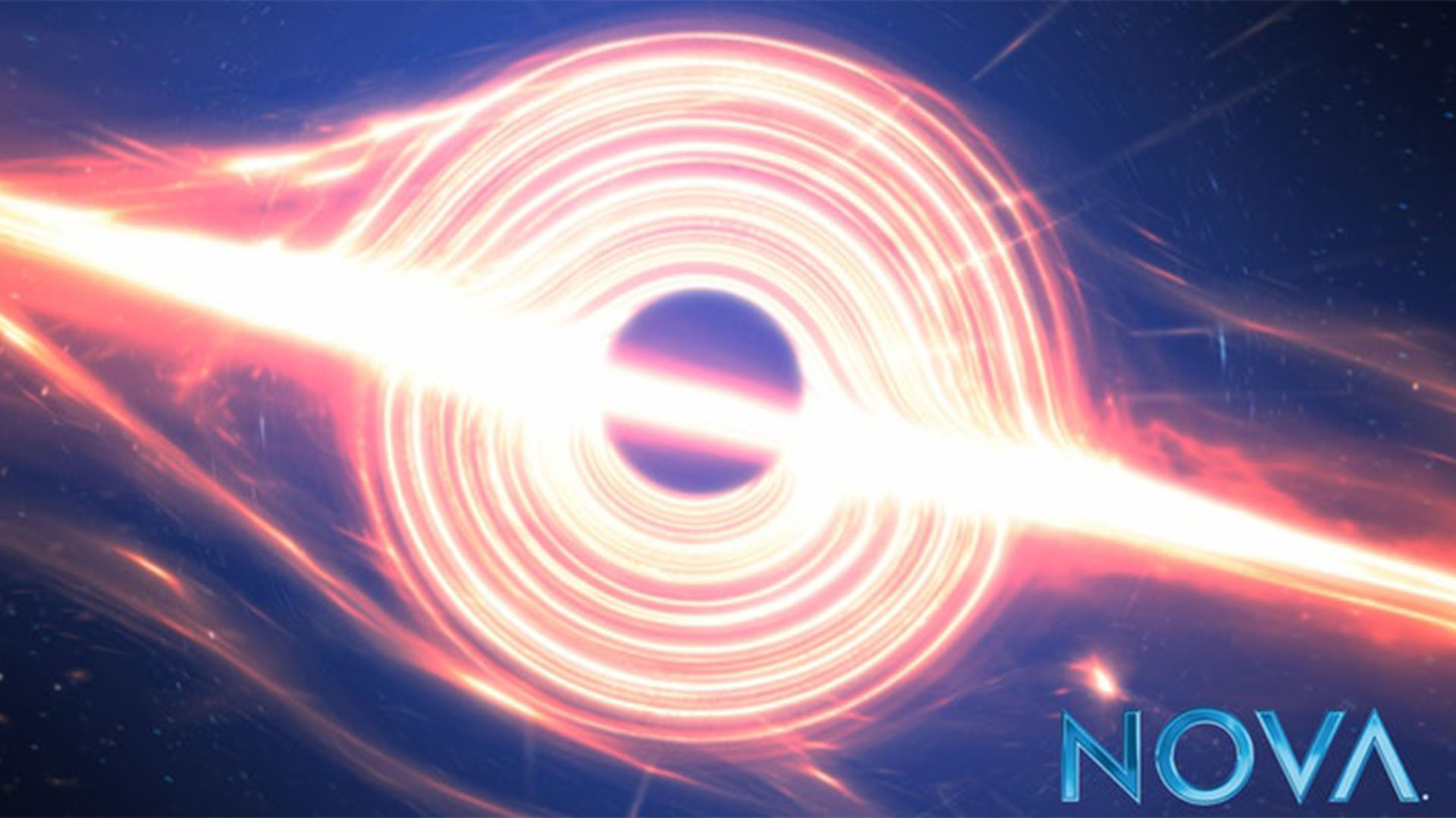Nova black hole event hero