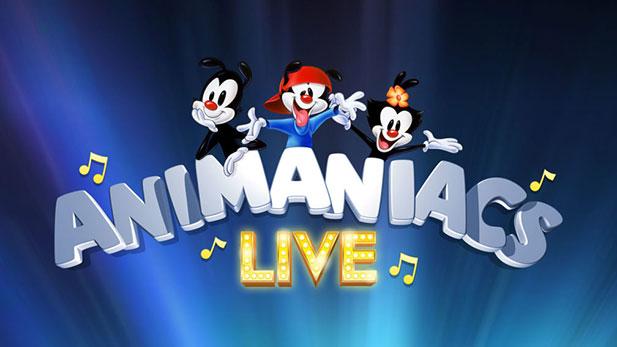 animaniacs live spotlight
