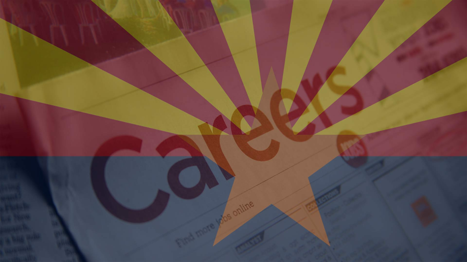 Unemployment in Arizona is generally higher than the national average.