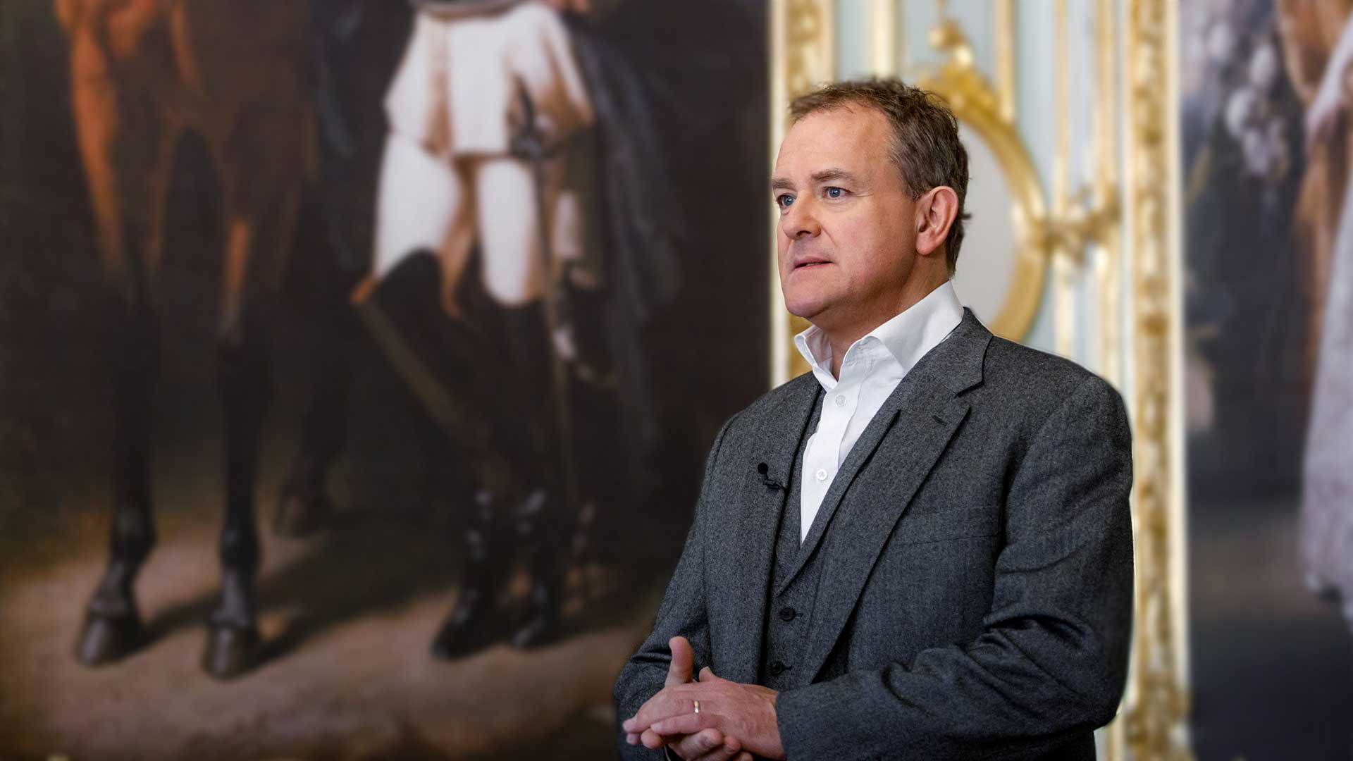 """Hugh Bonneville hosts """"Great Performances - From Vienna: The New Year's Celebration 2018."""""""