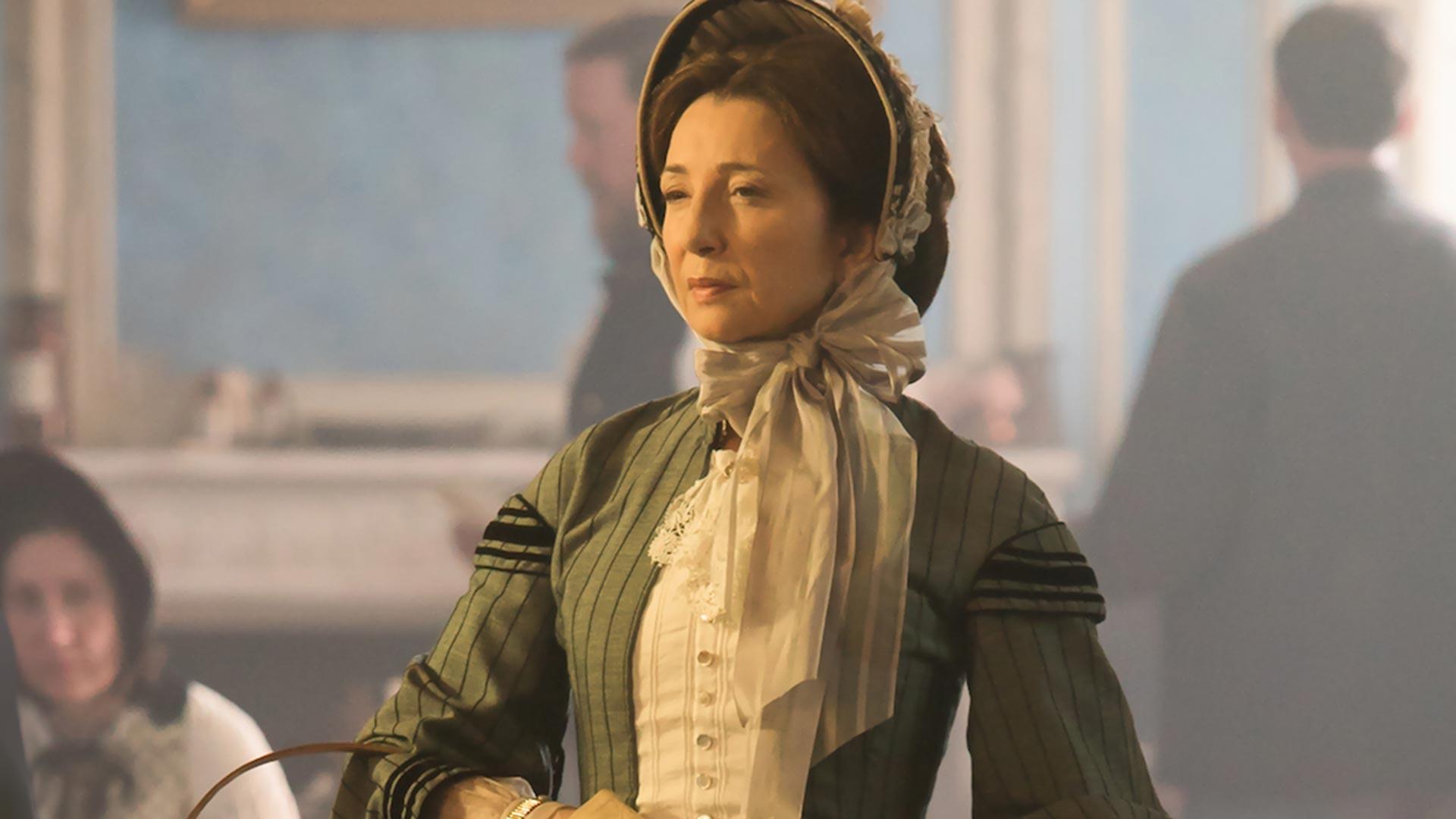Jane Green (Donna Murphy)