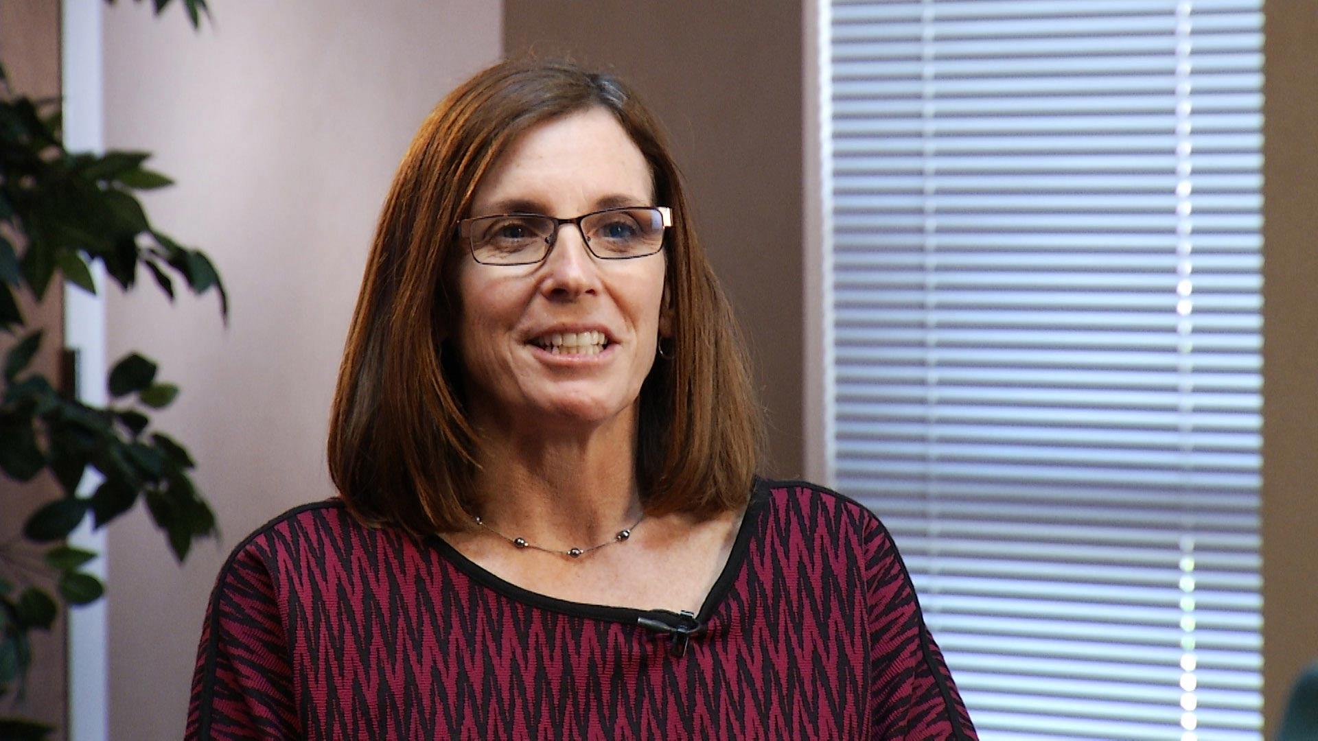 U.S. Representative Martha McSally spoke with Arizona Public Media Feb. 24, 2017.