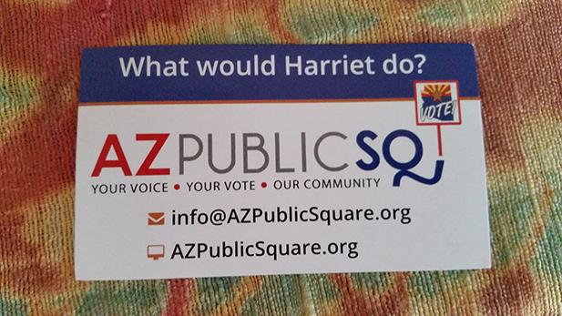 AZ public square spotlight