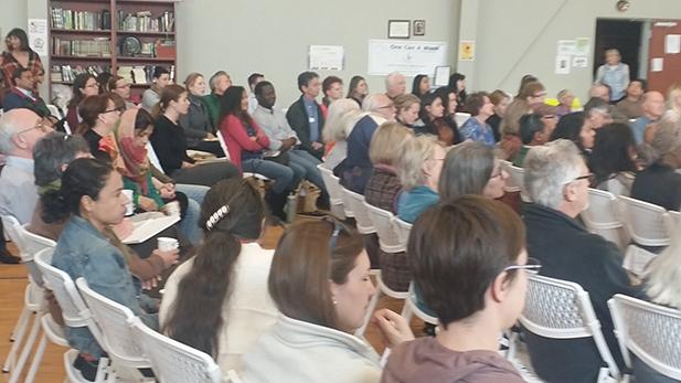 Tucson Immigrant Refugee Meeting