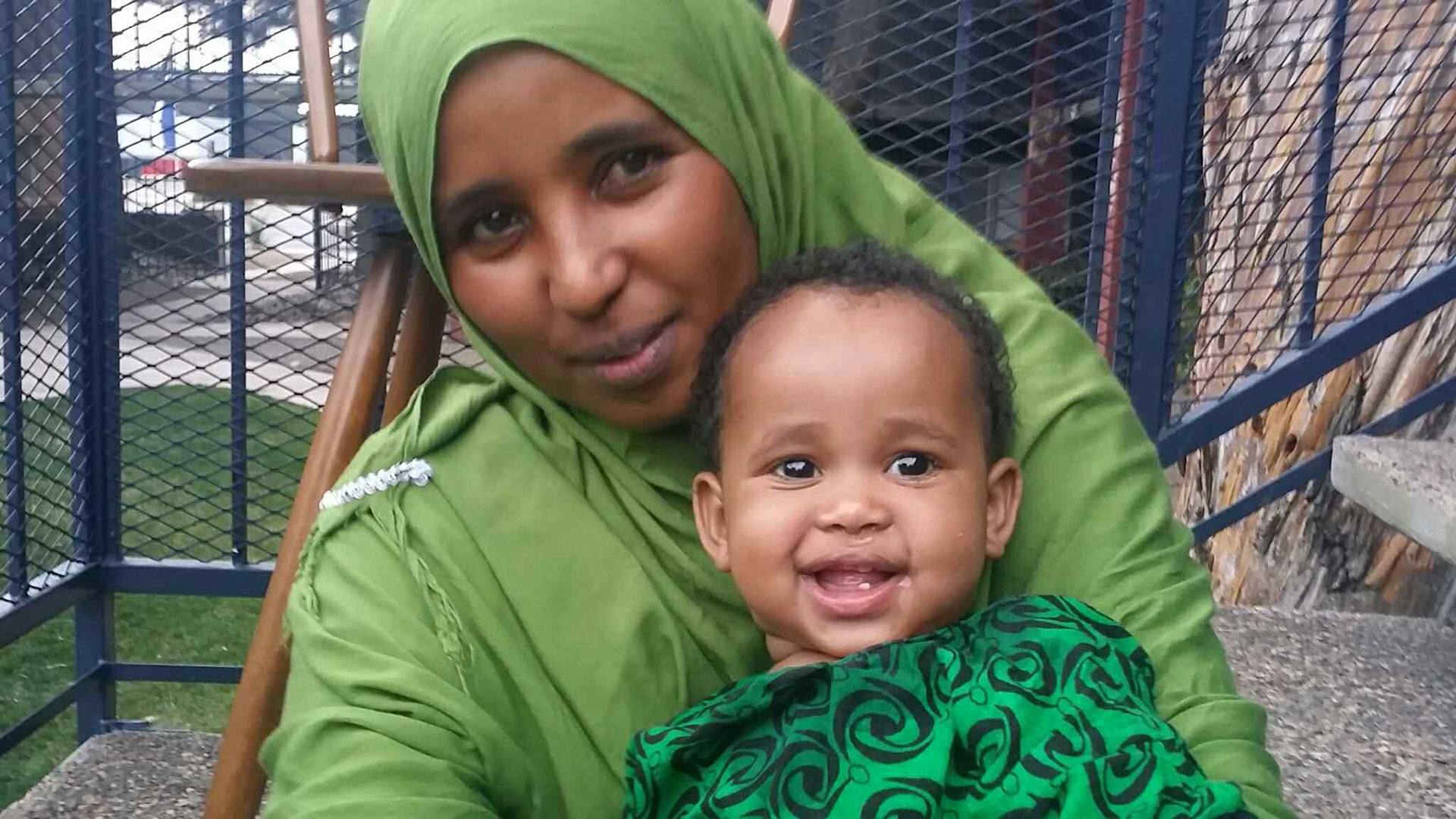 Fatuma Somali Refugee hero